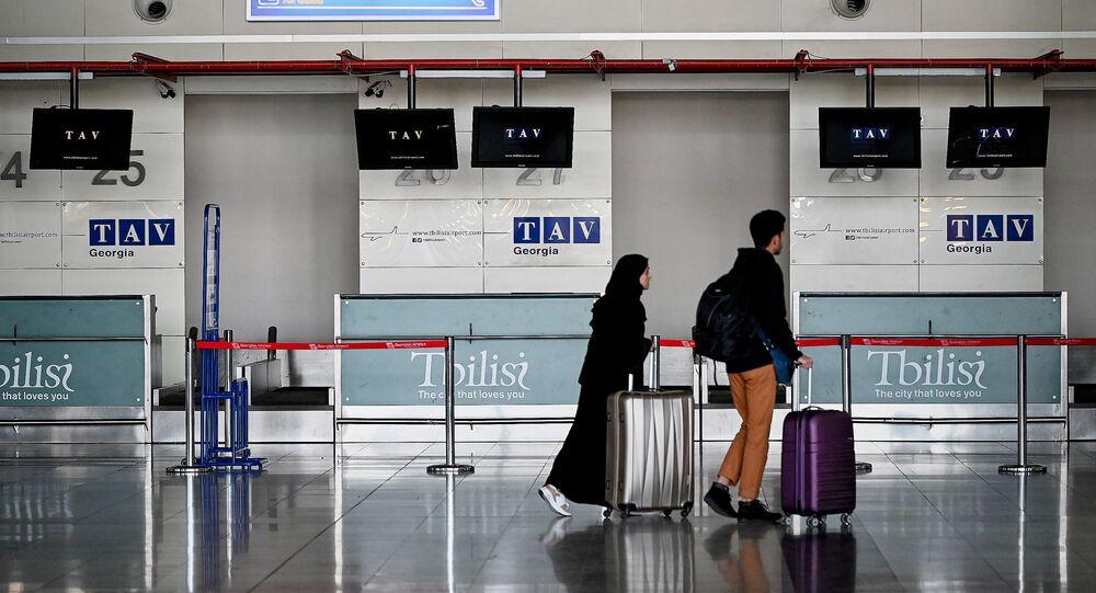 Międzynarodowe lotnisko Shota Rustaveli w Tbilisi