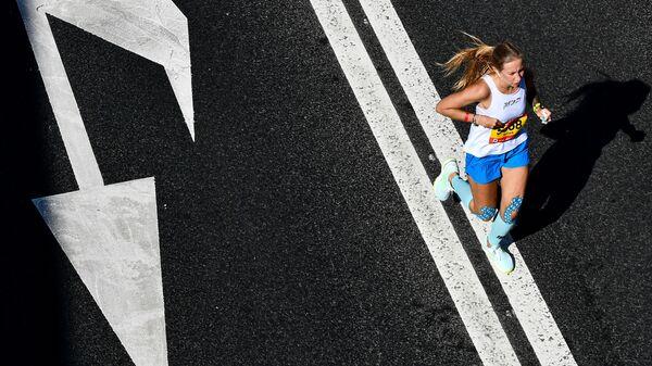 Kobieta biega - Sputnik Polska