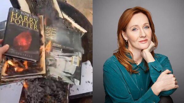 J.K. Rowling - Sputnik Polska