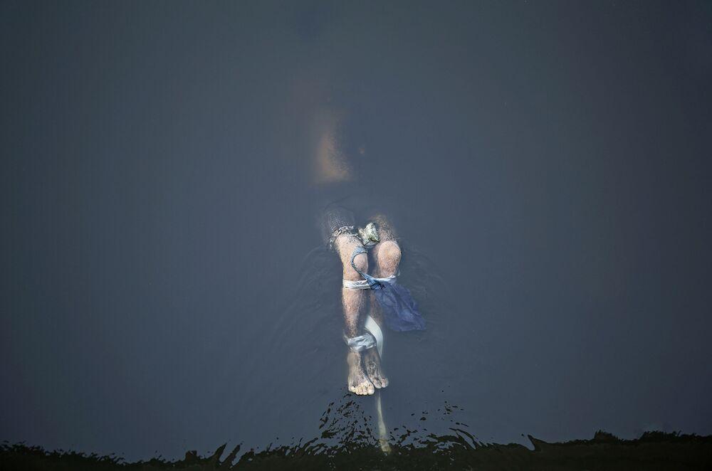 """Zdjęcie """"Pochowana sprawiedliwość"""", autor Lynzy Billing z Wielkiej Brytanii"""