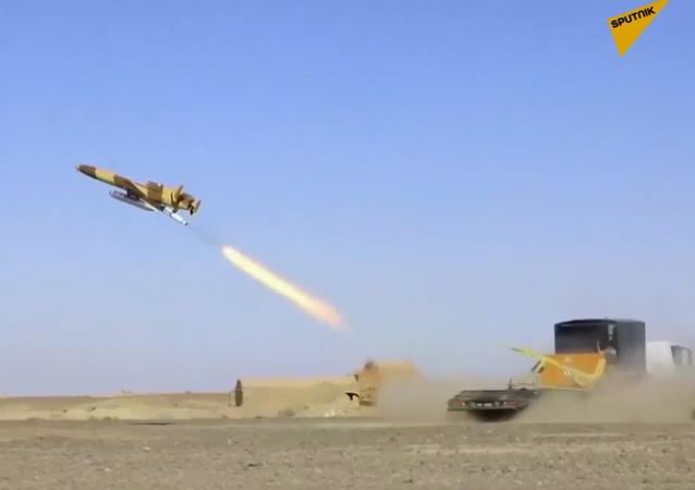 Armia testuje podczas ćwiczeń własny pocisk ziemia-powietrze Bavar-373