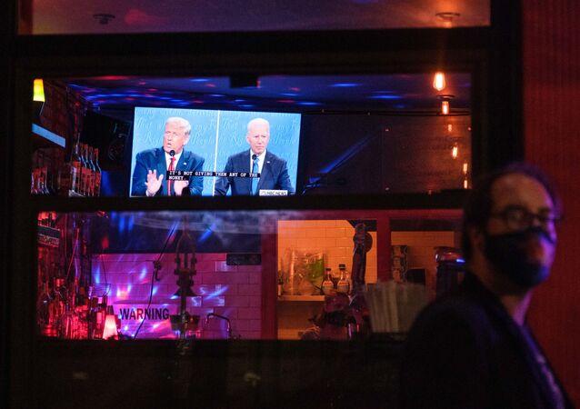 Debata prezydencka, USA