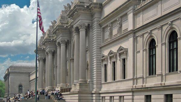 Metropolitan Museum of Art w Nowym Jorku. - Sputnik Polska
