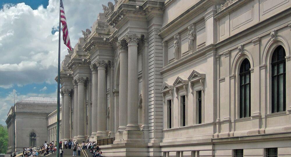 Metropolitan Museum of Art w Nowym Jorku.