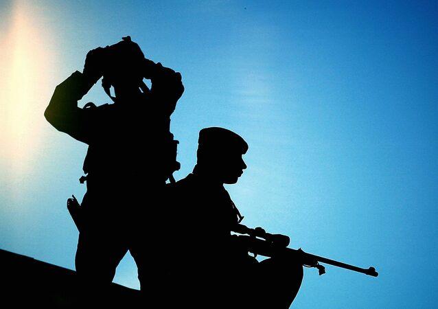 Tureckie siły specjalne.