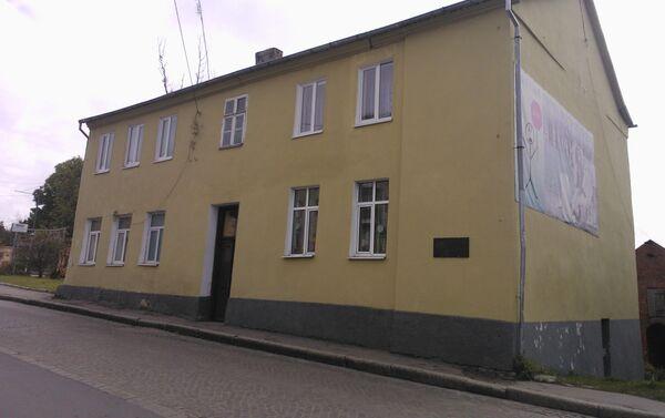 Bagrationowsk. Dom, w którym przebywał Napoleon - Sputnik Polska