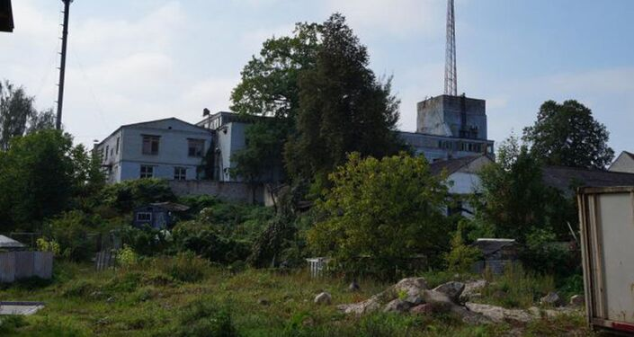 Kircha w Bagrationowsku