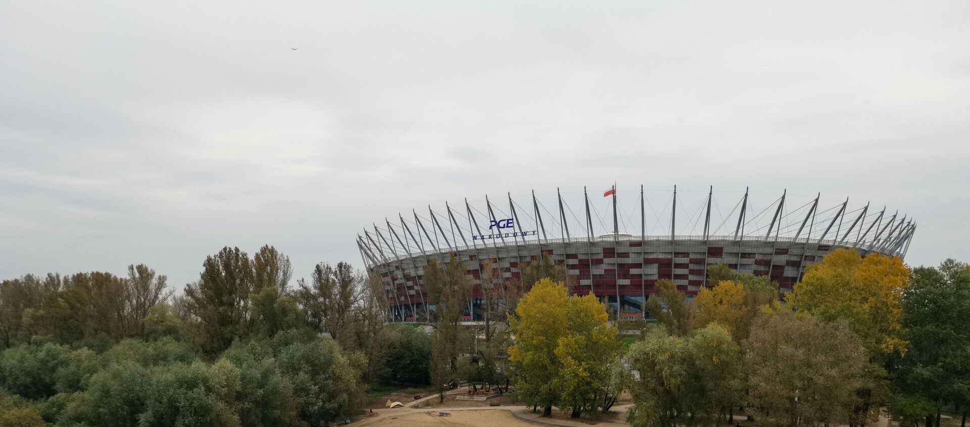 Stadion Narodowy w Warszawie - Sputnik Polska, 1920, 19.05.2021