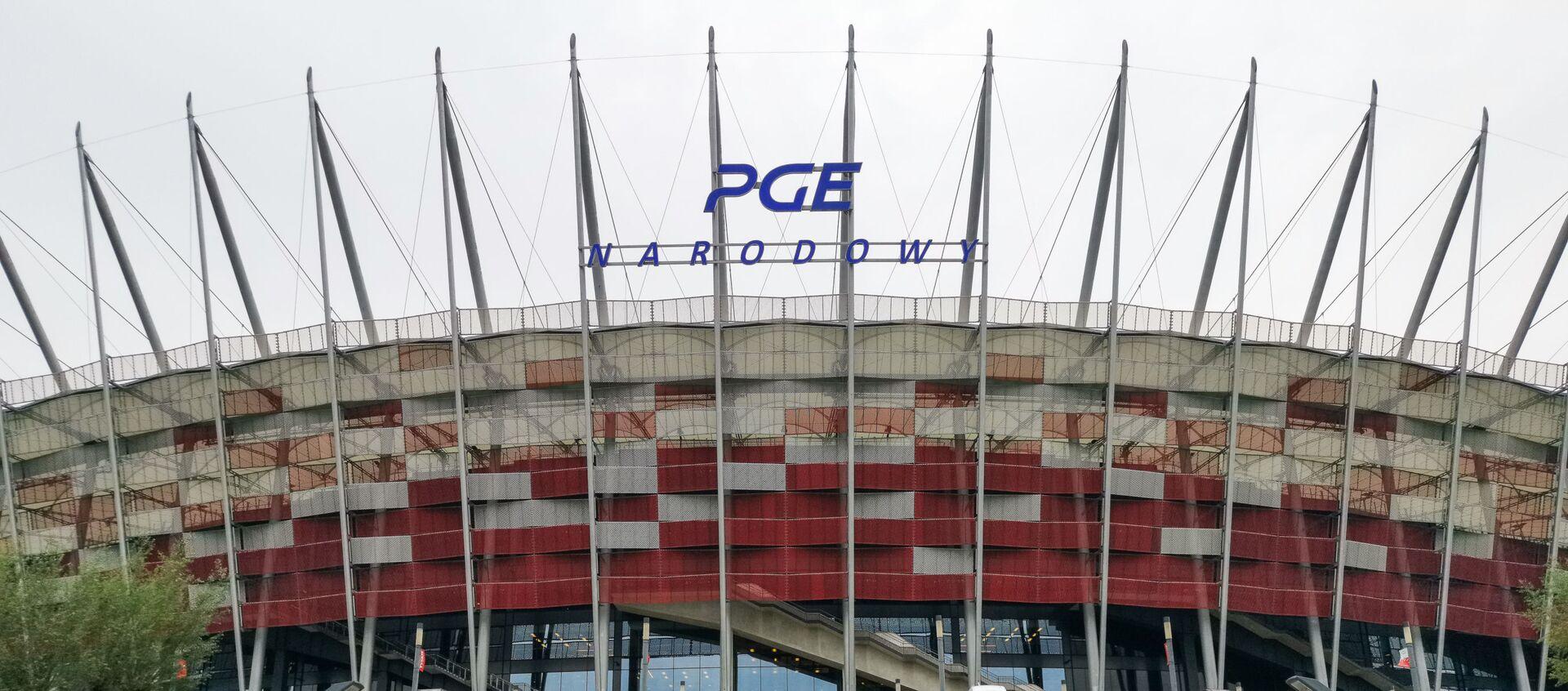 Stadion Narodowy w Warszawie - Sputnik Polska, 1920, 18.05.2021