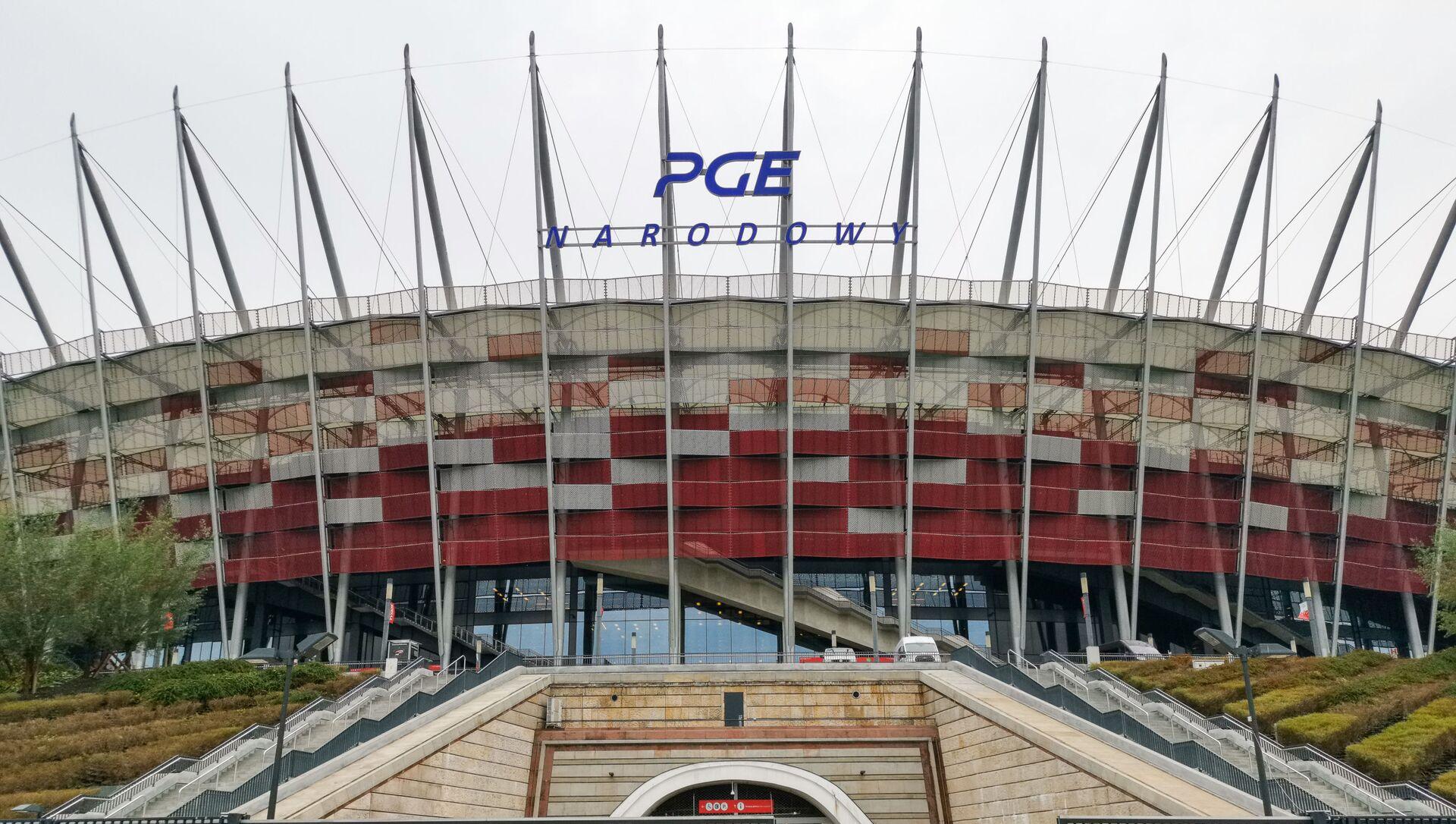Stadion Narodowy w Warszawie - Sputnik Polska, 1920, 19.06.2021