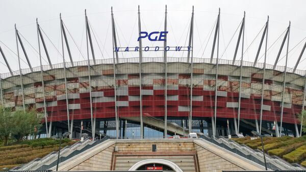 Stadion Narodowy w Warszawie - Sputnik Polska