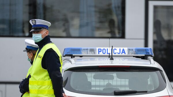 Policja - Sputnik Polska