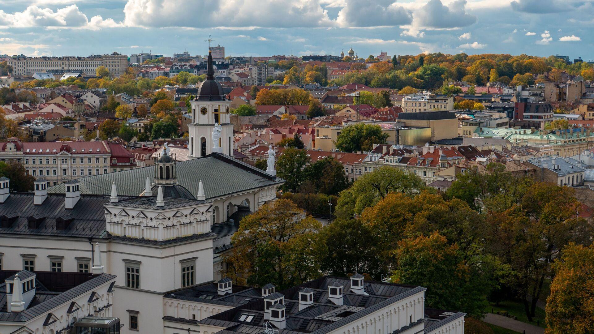 Stolica Litwy - Sputnik Polska, 1920, 07.07.2021