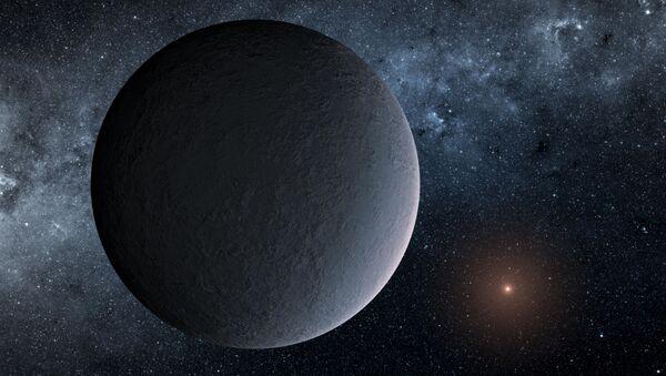 Planeta OGLE-2016-BLG-1195Lb - Sputnik Polska