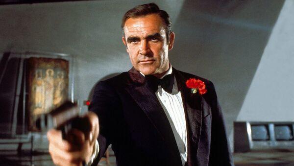 Sean Connery w roli agenta Jamesa Bonda - Sputnik Polska