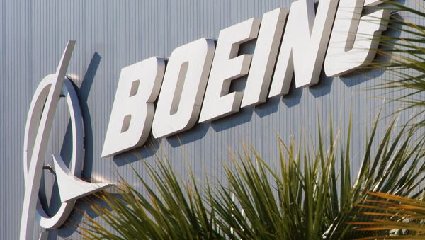 Logo koncernu Boeing - Sputnik Polska