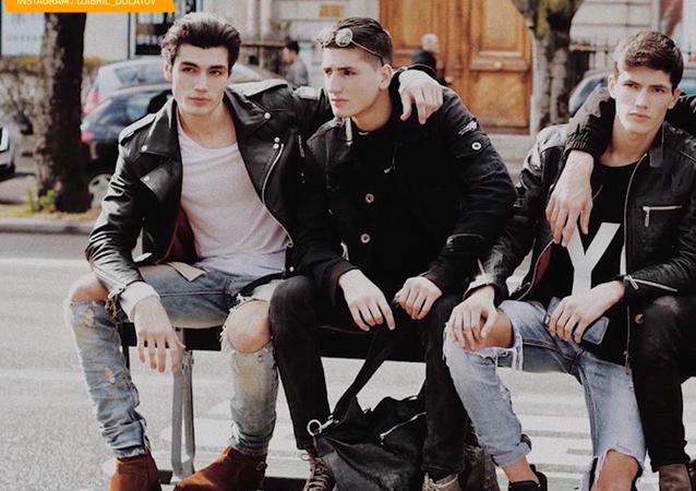 Modele z Czeczenii