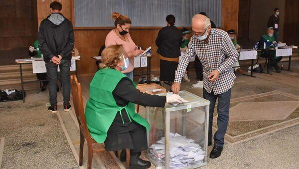 Wybory parlamentarne w Gruzji - Sputnik Polska
