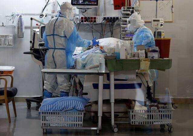 Pandemia koronawirusa w Izraelu.