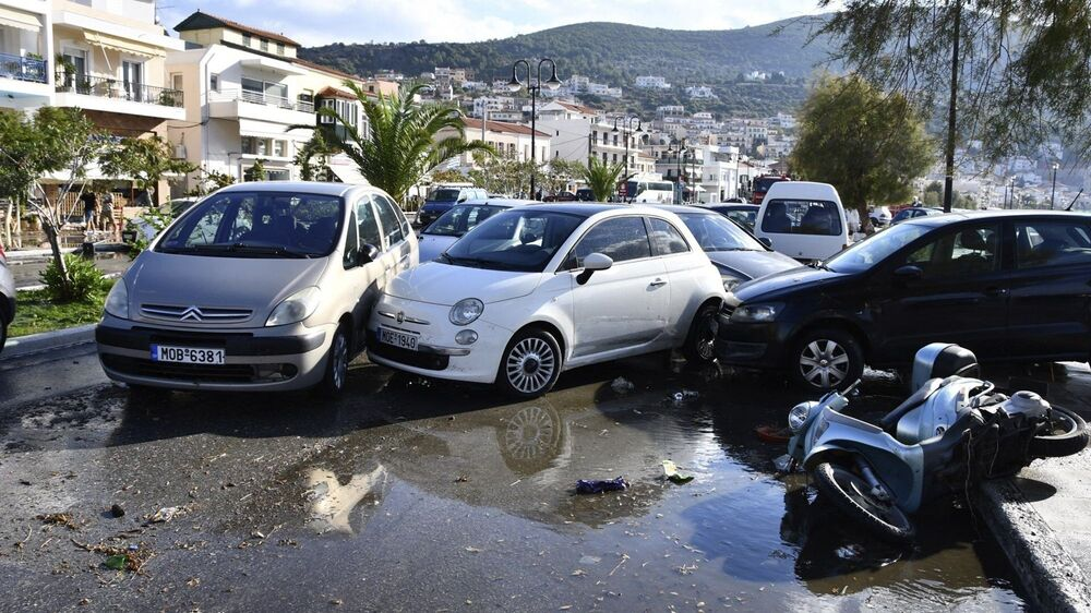 Wyspa Samos, Grecja