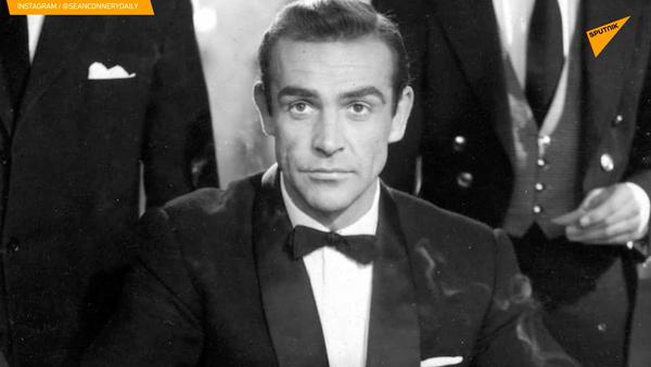 Sean Connery - Sputnik Polska