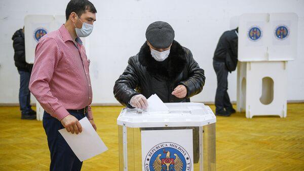 Wybory prezydenckie w Mołdawii. - Sputnik Polska