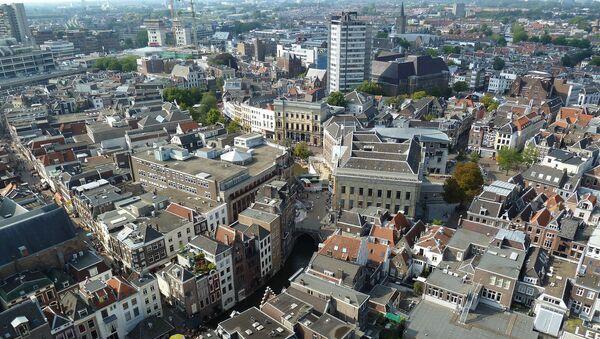 Utrecht, Holandia - Sputnik Polska