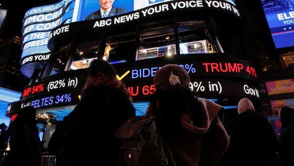 Times Square, Nowy Jork - Sputnik Polska