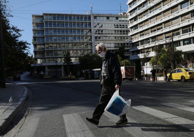 Pandemia koronawirusa SARS-CoV-2 w Grecji.