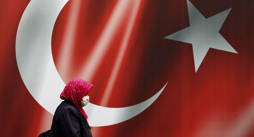 Pandemia koronawirusa w Turcji.