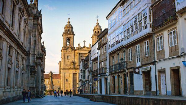 Santiago de Compostela - Sputnik Polska