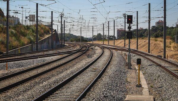 Szyny kolejowe w Europie - Sputnik Polska