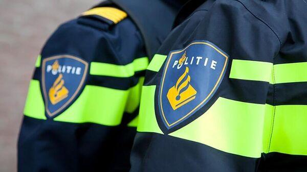 Policja w Holandii - Sputnik Polska