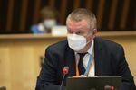 Dyrektor programu WHO ds. sytuacji nadzwyczajnych w dziedzinie zdrowia Michael Ryan