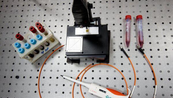 Instrument do spektroskopii - Sputnik Polska