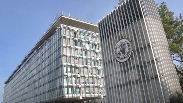 Siedziba WHO w Genewie - Sputnik Polska