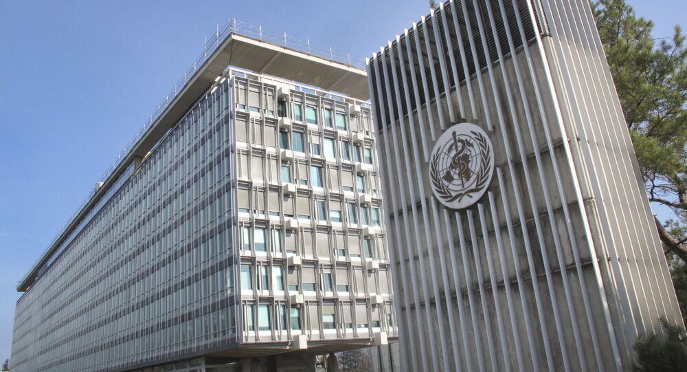 Siedziba WHO w Genewie
