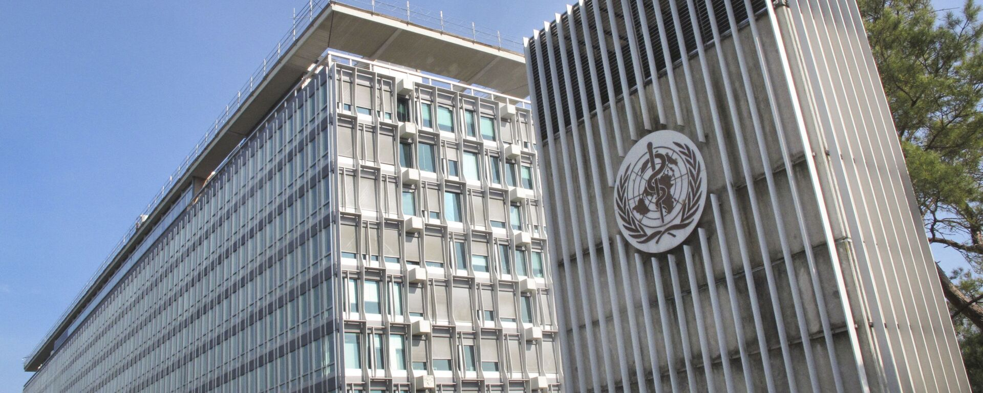 Siedziba WHO w Genewie - Sputnik Polska, 1920, 06.07.2021