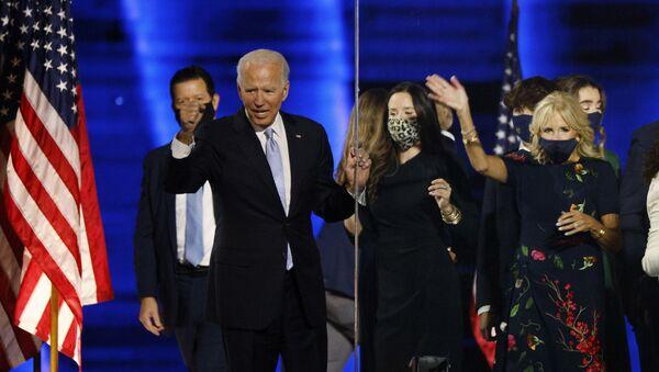 Joe Biden. - Sputnik Polska