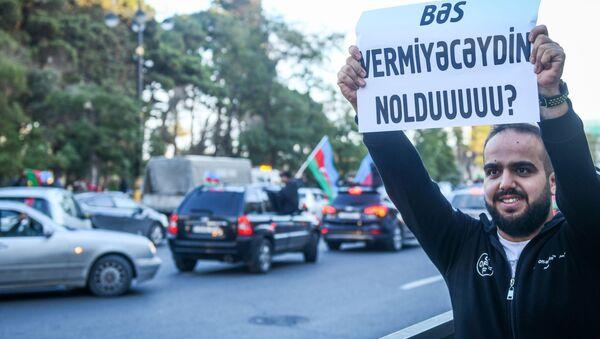 Prezydent Azerbejdżanu Ilham Alijew powiedział, że armia republiki przejęła kontrolę nad miastem Szusza w Karabachu - Sputnik Polska