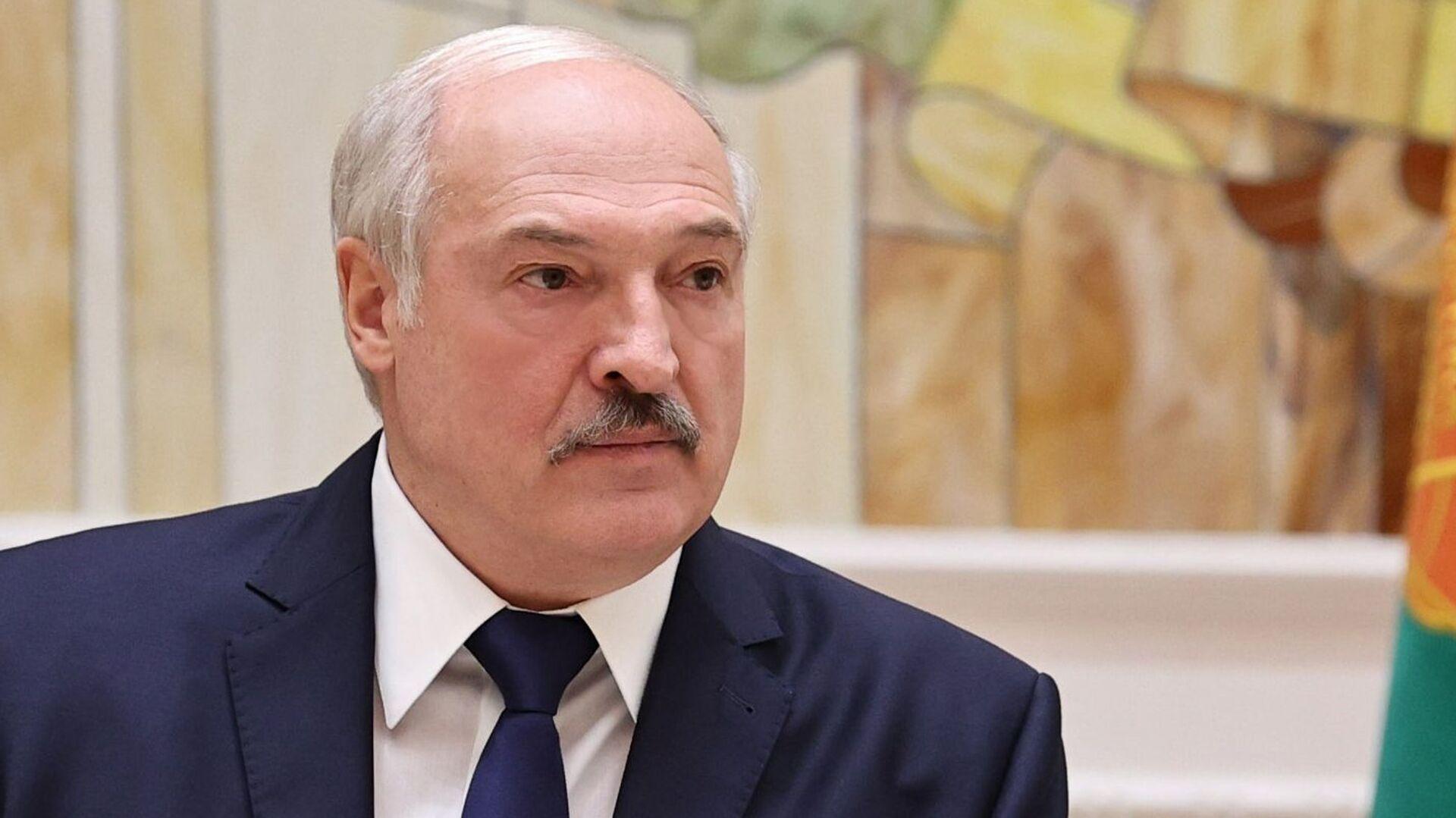 Prezydent Białorusi Alaksandr Łukaszenka - Sputnik Polska, 1920, 21.04.2021