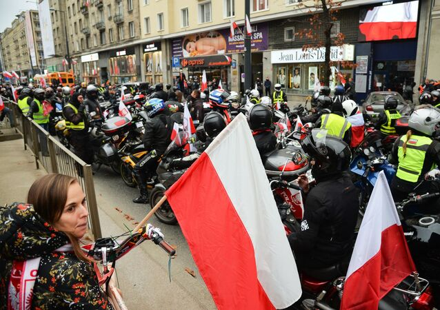 Marsz Niepodległości w Warszawie, 2020