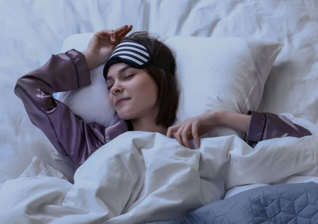 Zasady zdrowego snu.