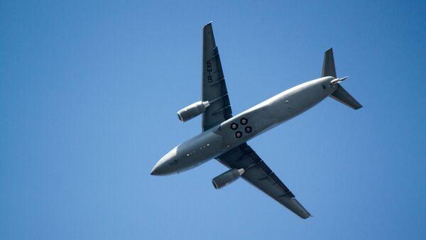 Ukraiński samolot An-178 - Sputnik Polska