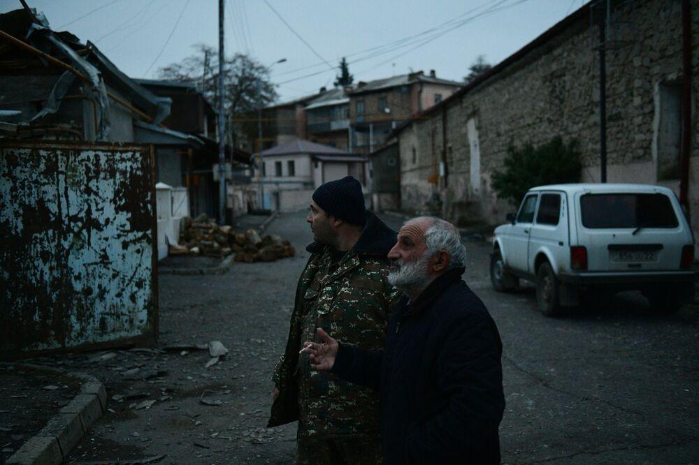 Sytuacja w Stepanakercie