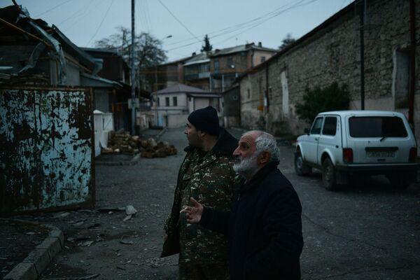Sytuacja w Stepanakercie - Sputnik Polska