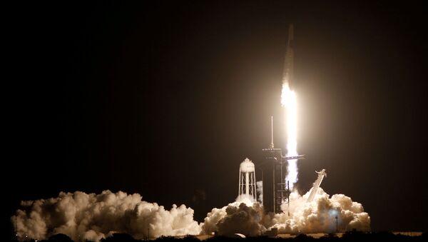 Crew Dragon SpaceX Falcon 9 - Sputnik Polska