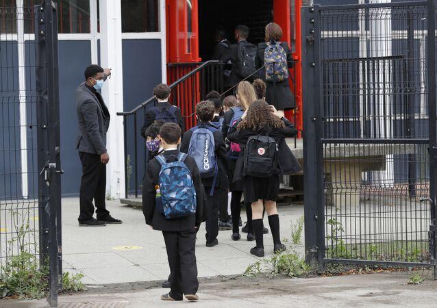 Szkoła w Londynie