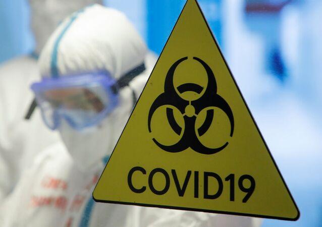 Pandemia koronawirusa 2020