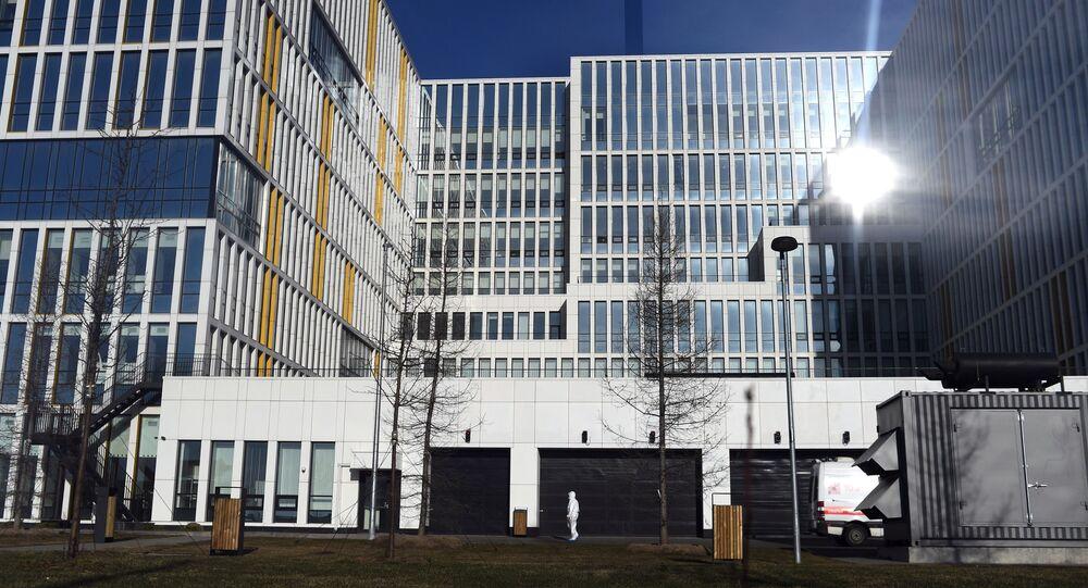 Szpital w Kommunarce